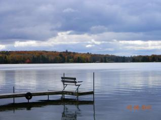 bob lake fall